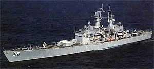 USS California - CGN-36