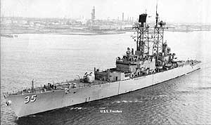 USS Truxton CGN-35